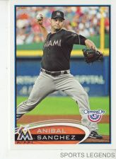 Buy 2012 Opening Day #32 Anibal Sanchez