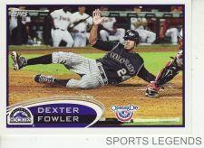 Buy 2012 Opening Day #36 Dexter Fowler