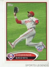 Buy 2012 Opening Day #40 Domonic Brown