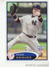 Buy 2012 Opening Day #47 Nick Swisher