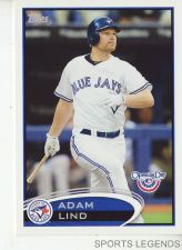 Buy 2012 Opening Day #57 Adam Lind