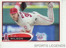 Buy 2012 Opening Day #61 CJ Wilson