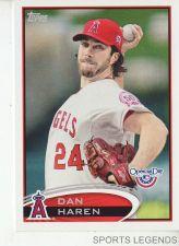 Buy 2012 Opening Day #64 Dan Haren
