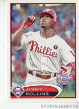 Buy 2012 Opening Day #77 Jimmy Rollins