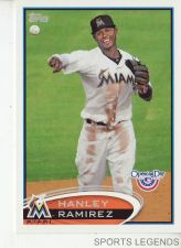 Buy 2012 Opening Day #79 Hanley Ramirez