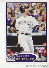 Buy 2012 Opening Day #83 Carlos Gonzalez