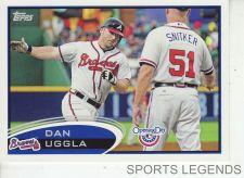 Buy 2012 Opening Day #84 Dan Uggla