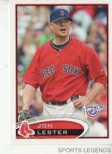 Buy 2012 Opening Day #86 Jon Lester