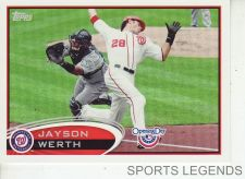 Buy 2012 Opening Day #91 Jayson Werth