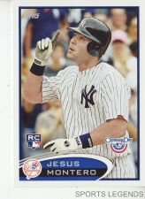 Buy 2012 Opening Day #102 Jesus Montero