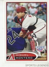 Buy 2012 Opening Day #118 Miguel Montero