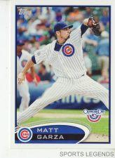 Buy 2012 Opening Day #120 Matt Garza