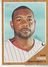 Buy 2011 Heritage #220 Ryan Howard