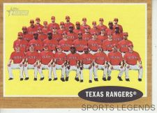 Buy 2011 Heritage #251 Texas Rangers