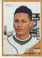 Buy 2011 Heritage #256 Ruben Tejada