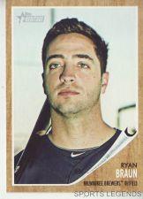 Buy 2011 Heritage #258 Ryan Braun