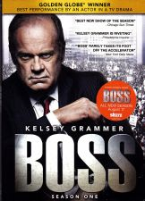 Buy Boss - Season 1 DVD 2012, 3-Disc Set - Very Good