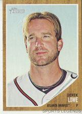 Buy 2011 Heritage #278 Derek Lowe