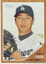 Buy 2011 Heritage #280 Hiroki Kuroda