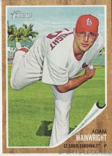 Buy 2011 Heritage #285 Adam Wainwright