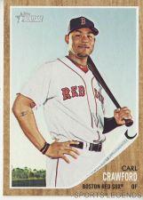 Buy 2011 Heritage #300 Carl Crawford