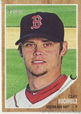 Buy 2011 Heritage #301 Clay Buchholz