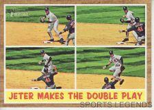 Buy 2011 Heritage #311 Derek Jeter