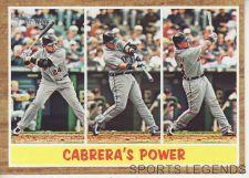Buy 2011 Heritage #314 Miguel Cabrera