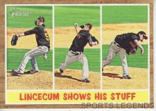 Buy 2011 Heritage #319 Tim Lincecum
