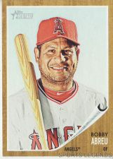 Buy 2011 Heritage #343 Bobby Abreu