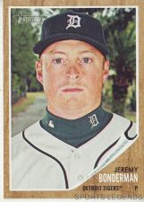 Buy 2011 Heritage #349 Jeremy Bonderman
