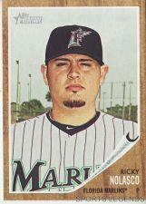 Buy 2011 Heritage #352 Ricky Nolasco