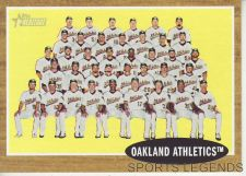 Buy 2011 Heritage #384 Oakland Athletics