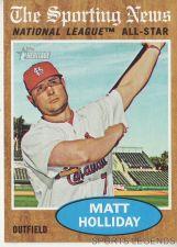 Buy 2011 Heritage #395 Matt Holliday