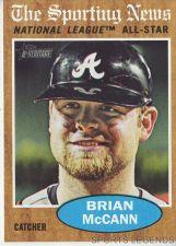 Buy 2011 Heritage #397 Brian McCann