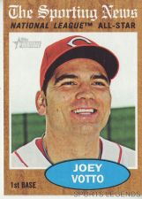 Buy 2011 Heritage #398 Joey Votto