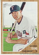 Buy 2011 Heritage #411 Michael Young