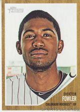 Buy 2011 Heritage #415 Dexter Fowler