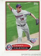 Buy 2012 Opening Day #126 Danny Valencia