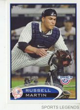 Buy 2012 Opening Day #138 Russell Martin