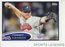 Buy 2012 Opening Day #142 Tommy Hanson
