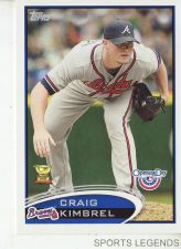 Buy 2012 Opening Day #143 Craig Kimbrel