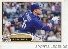 Buy 2012 Opening Day #153 Aramis Ramirez