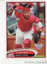 Buy 2012 Opening Day #154 Yadier Molina