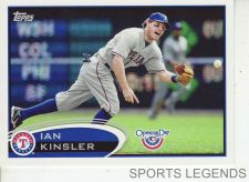 Buy 2012 Opening Day #169 Ian Kinsler