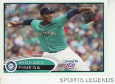 Buy 2012 Opening Day #173 Michael Pineda