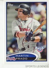 Buy 2012 Opening Day #186 Martin Prado