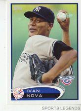 Buy 2012 Opening Day #191 Ivan Nova