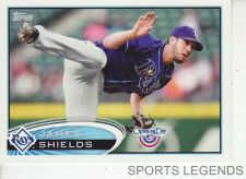Buy 2012 Opening Day #192 James Shields