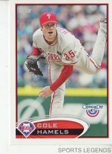 Buy 2012 Opening Day #196 Cole Hamels